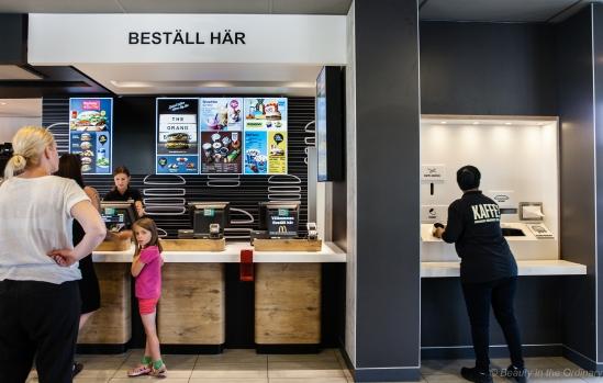 McDonalds in Motala