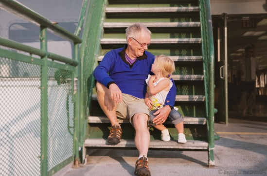 Conversation with Grandpa