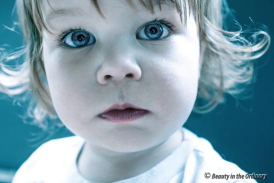 Those Big Blue Eyes